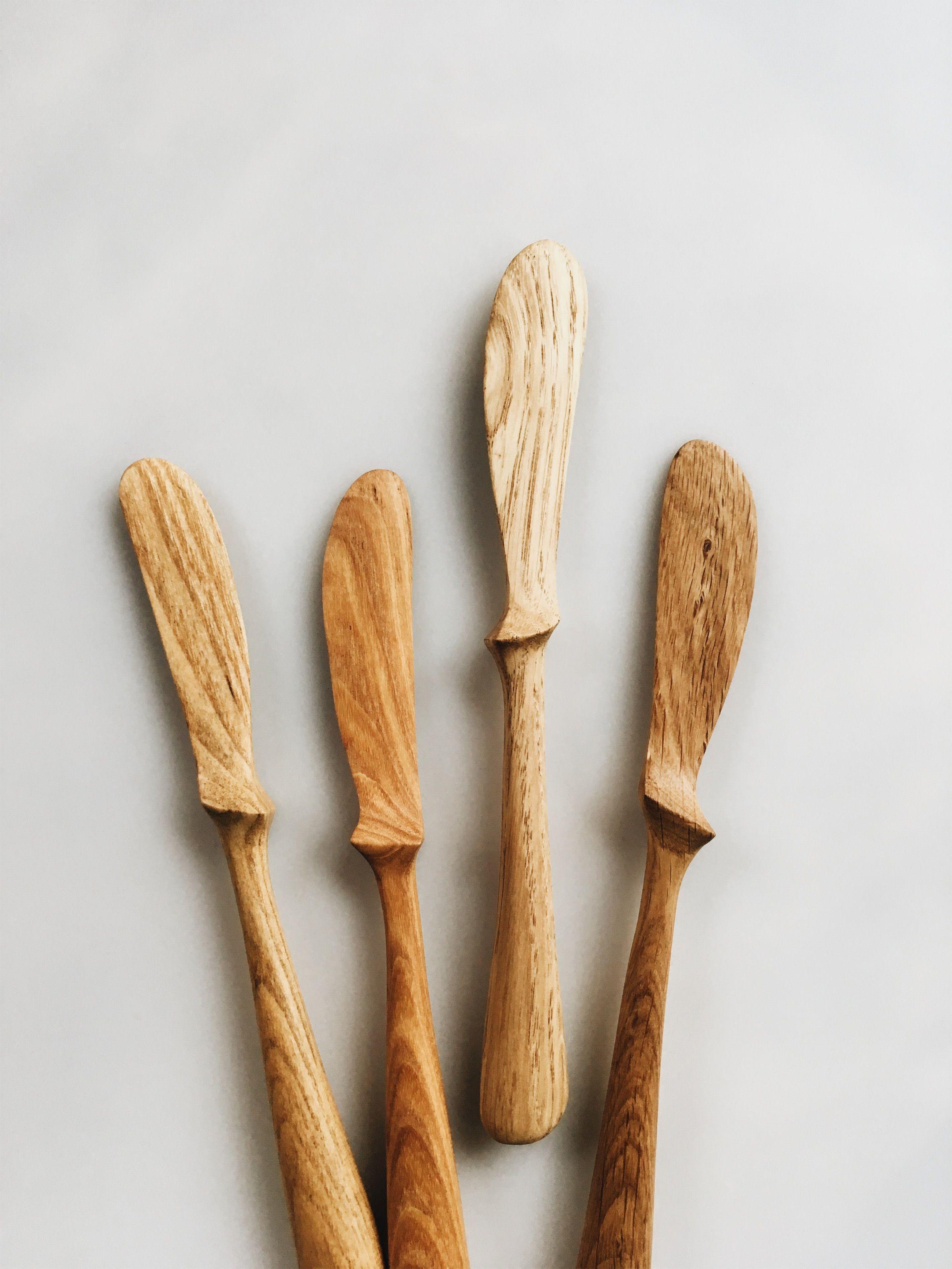 Handmade Wooden Spreading Knife Walnut Butter Knife Wooden Etsy Wooden Spoon Carving Wood Turning Butter Knife