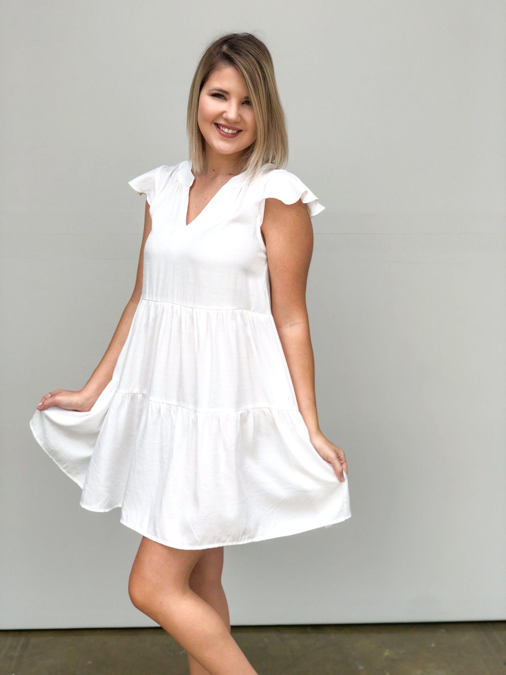 Little White Dress   Little white dresses, Dresses, White dress