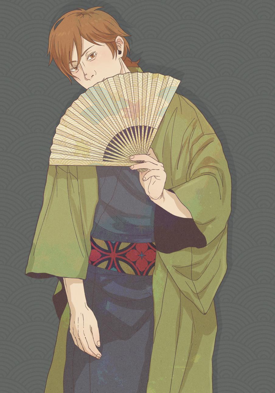 Showa Genroku Rakugo Shinjuu Grimgar