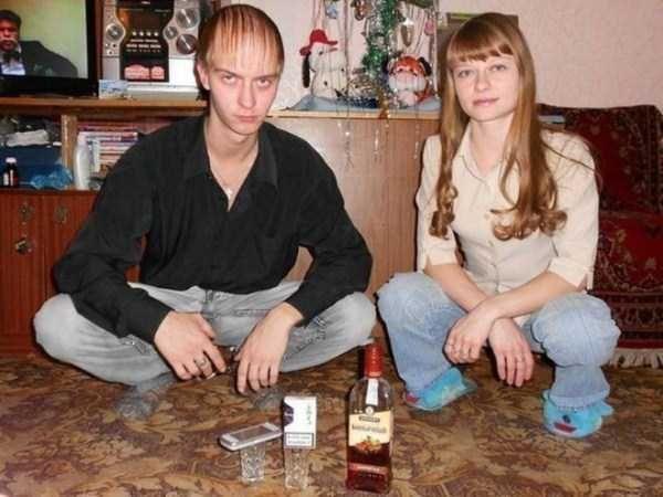 Bizarre Users Of Russian Social Media