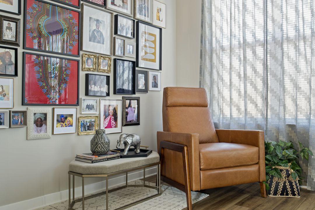 Piscataway Contemporary Beth Diana Smith Home Decor Interior