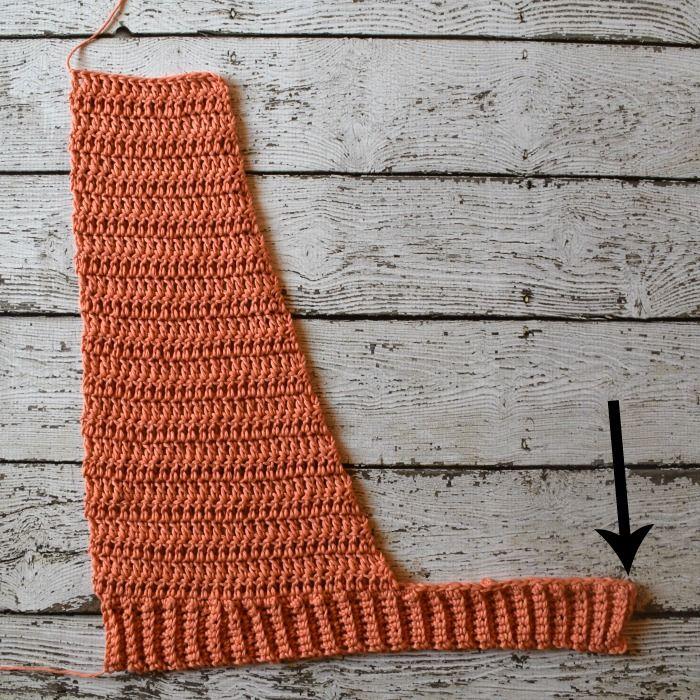 Summer Valley Crochet Top Pattern