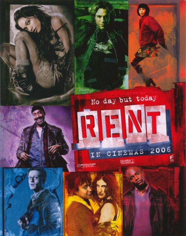 Rent 11x14 Movie Poster 2005 Rent Movies Movie Posters Full Movies Online Free