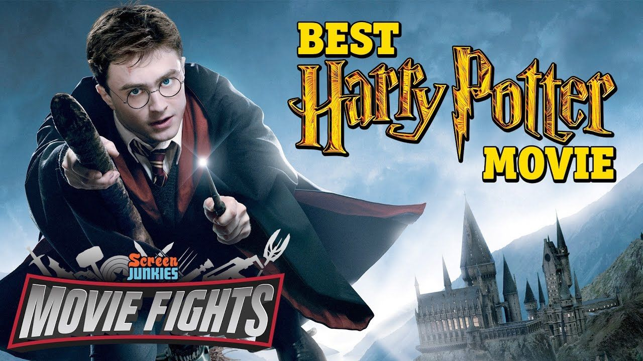 What Is The Best Harry Potter Movie Harry Potter Fights Harry Potter Movies Screen Junkies Movie Screen