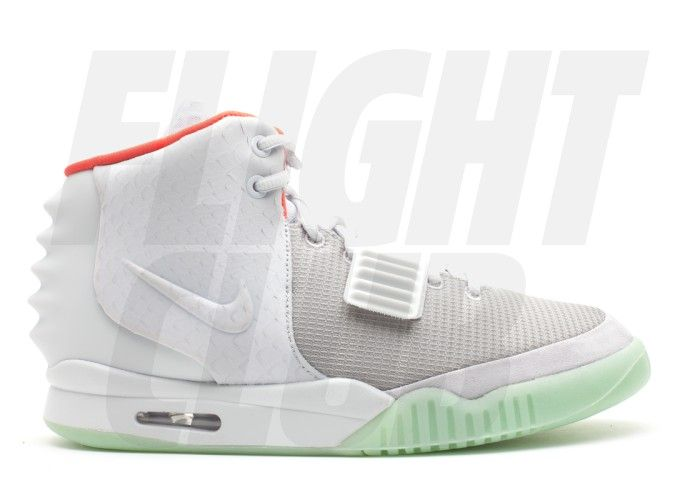 """Nike Air Yeezy 2 NRG """"Wolf Grey"""" Fight Club NY askng  $1975 for Low price and $3000 for High price"""