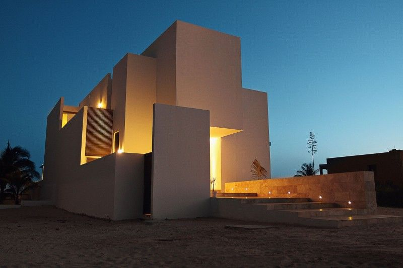 Tuunich kanab by seijo peon arquitectos architecture for Famous minimalist buildings