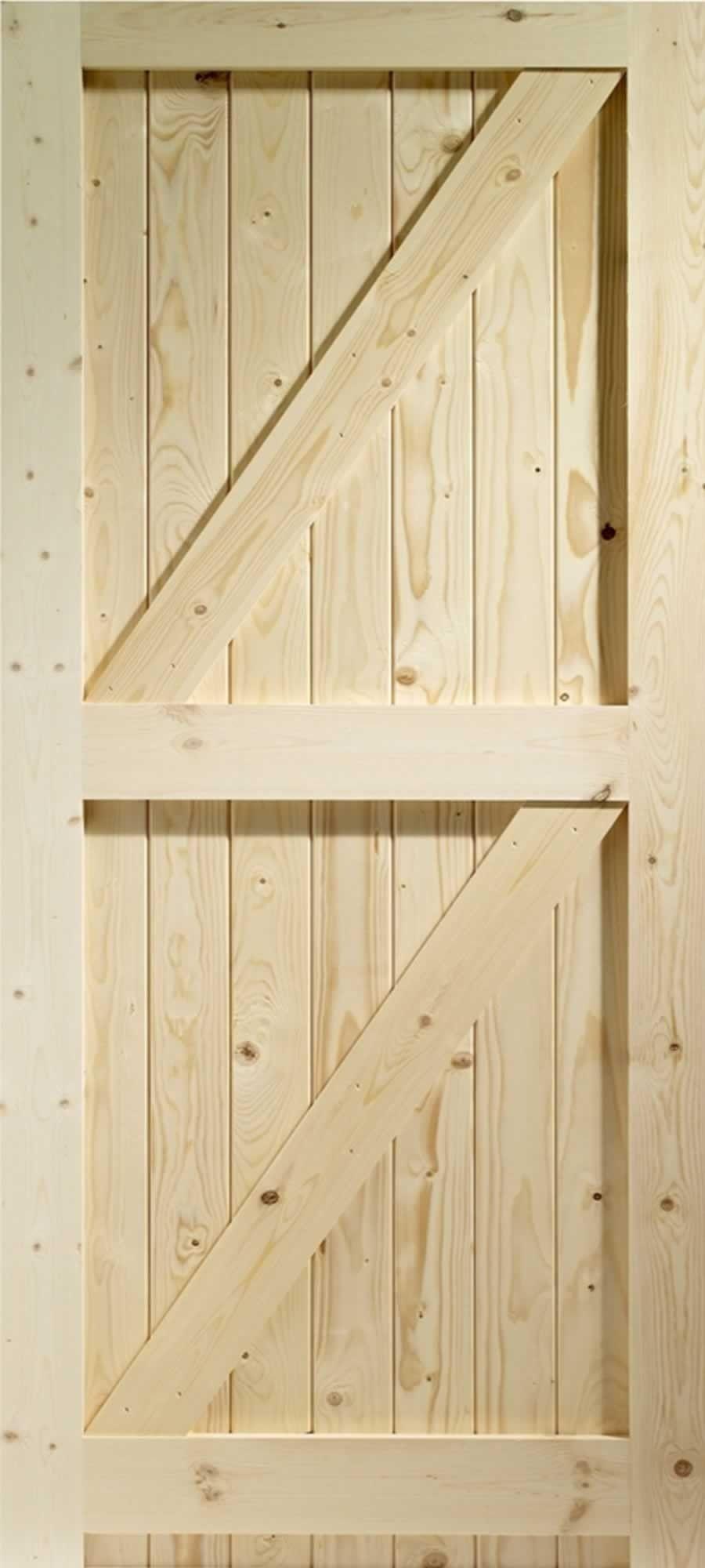Framed Ledged Braced Gate Flb Shed Doors External Doors