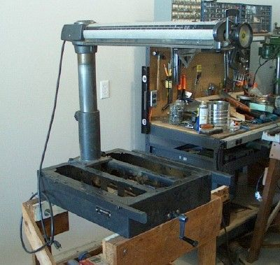 Setting Up A Radial Arm Saw Woodworking Shop Tools