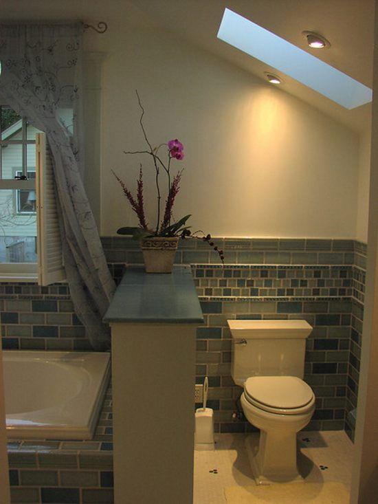 Decoración de Baños Pequeños Bañera, Frascos y Decoracion de baños