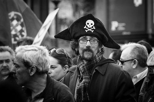 Tres formas de pasión. Enseñar como un pirata.