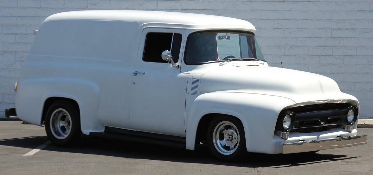 1956 Ford F100 Panel Truck | Pickups Panels & Vans (Modified ...