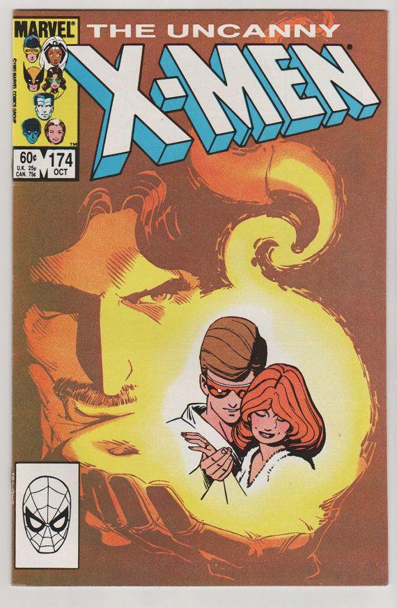 Uncanny X Men V1 174 Nm October 1983 Marvel Comics Marvel Comics Covers X Men The Uncanny