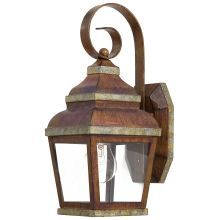 1 Light Outdoor Wall Sconce From The Mossoro Collection Outdoor Walls Outdoor Wall Lantern Wall Lantern