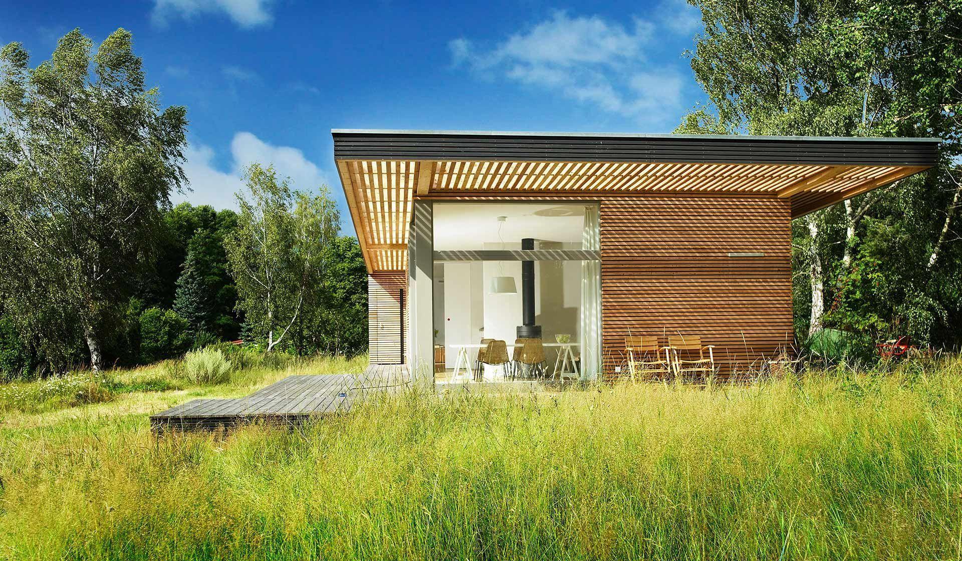 inspired by scandinavian summerhouse culture sommerhaus piu is a