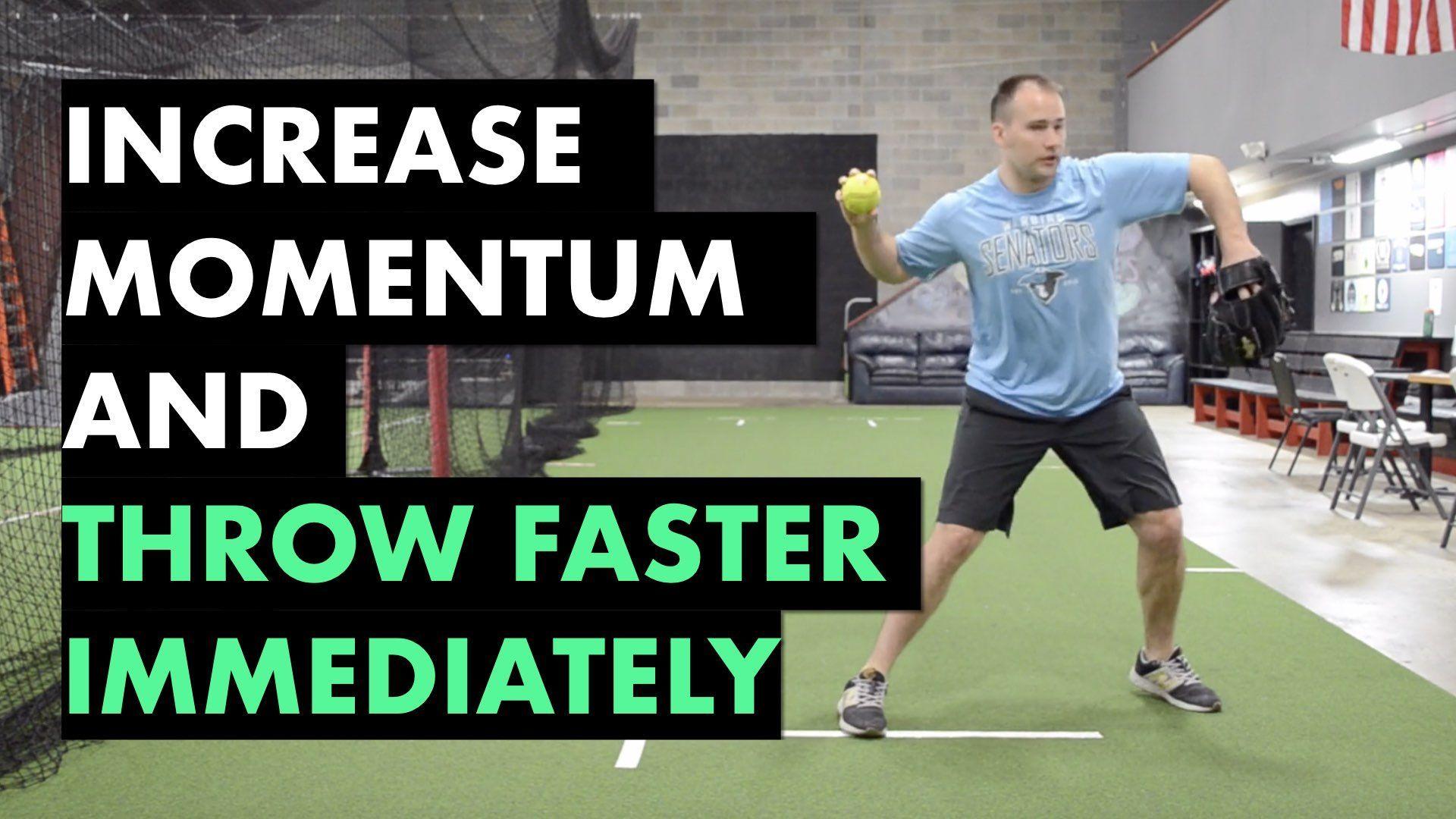 Pin On Softball Velocity Drills