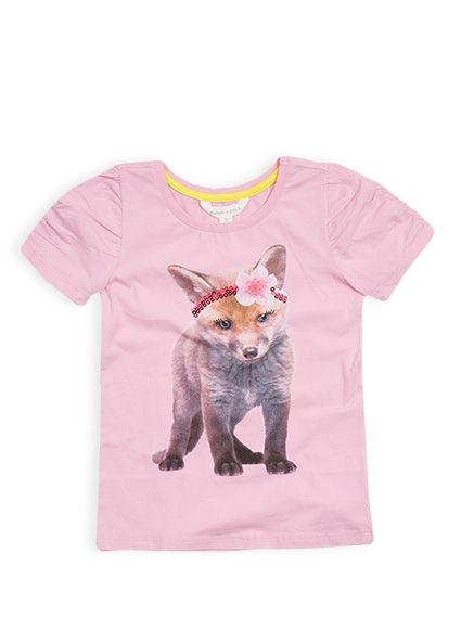 Pumpkin+Patch+-+tops+-+fox+graphic+short+sleeve+tee+-+W4GL11006+-+salmon+rose+-+5+to+12