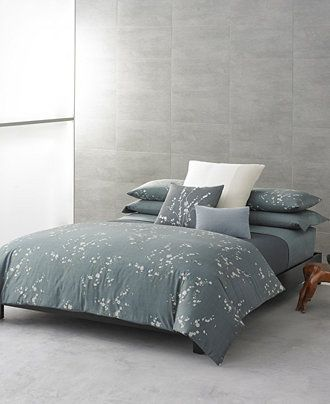 Calvin Klein Pyrus Comforter And Duvet Sets   Calvin Klein   Bed U0026 Bath    Macyu0027s