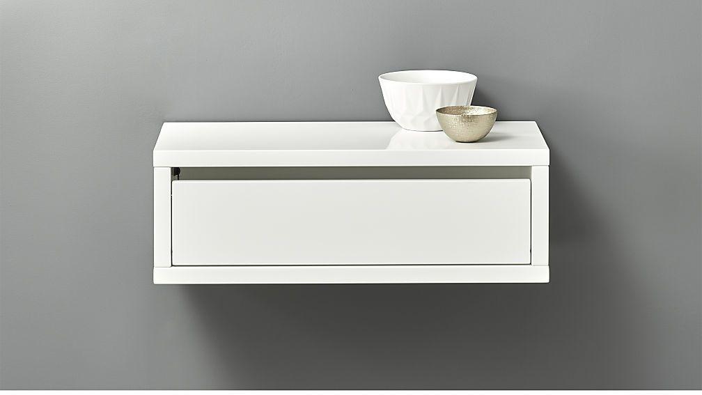 slice white wall mounted storage shelf wall mounted on wall mount bookshelf id=78374