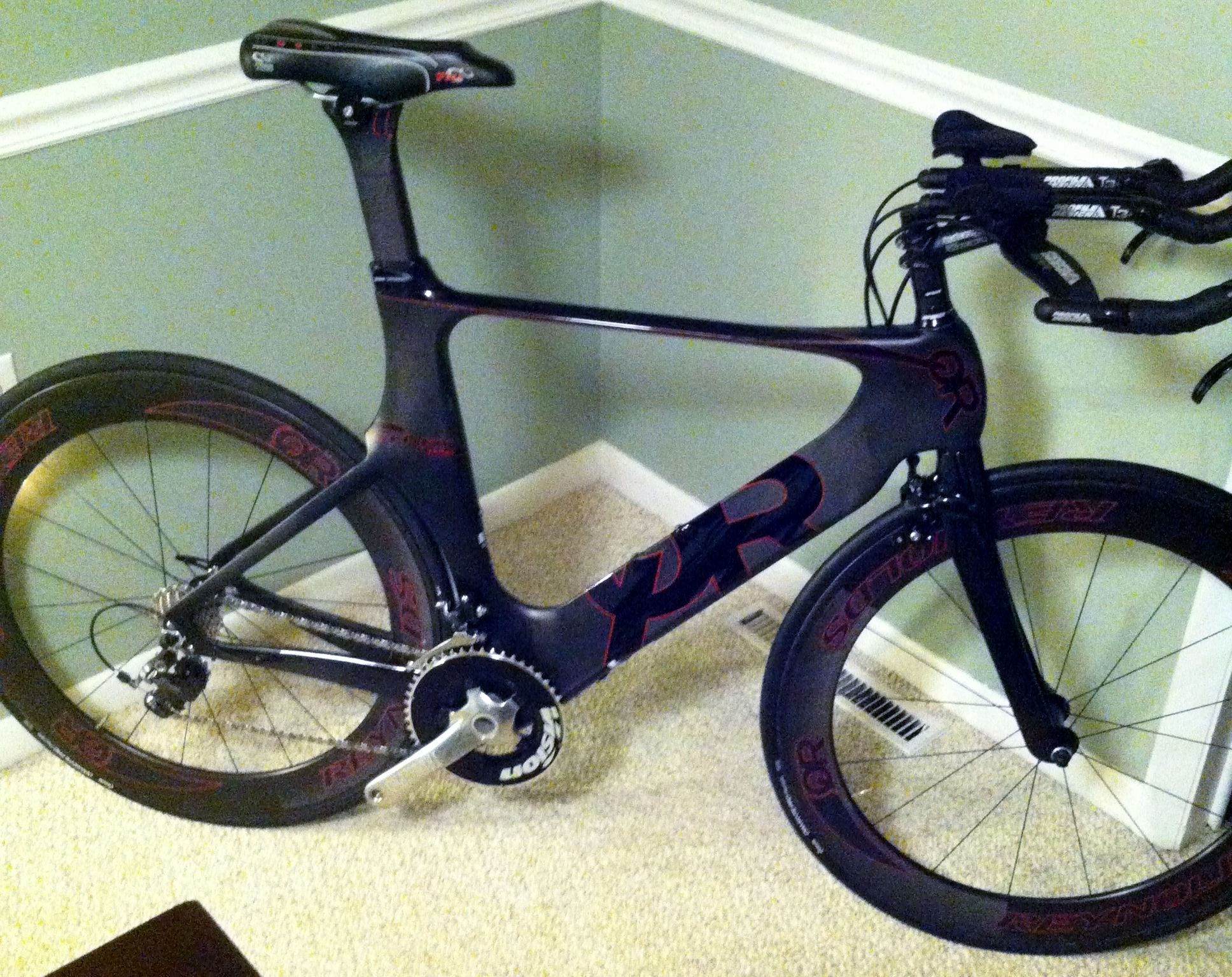 My Race Bike For 2014 Quintana Roo Cd0 1 Equipped With Reynolds