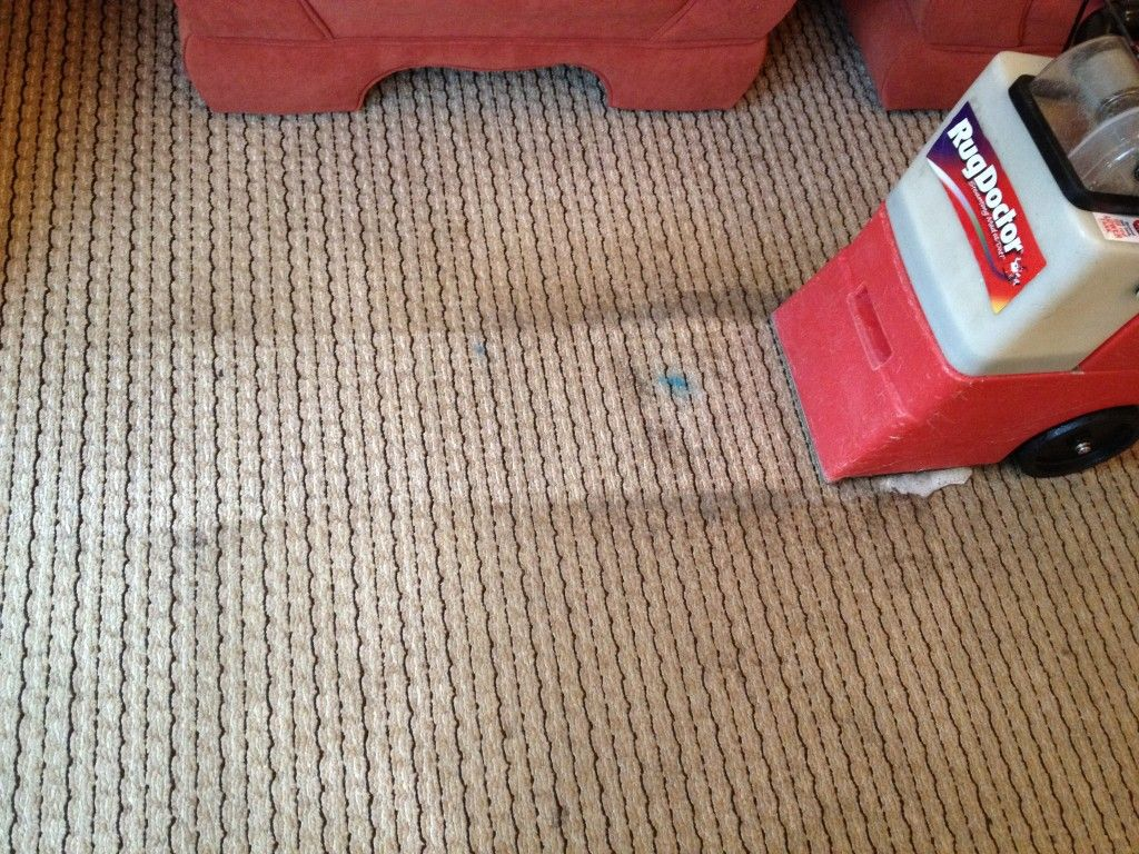 Rug Doctor The Results Rug Doctor Carpet Cleaning