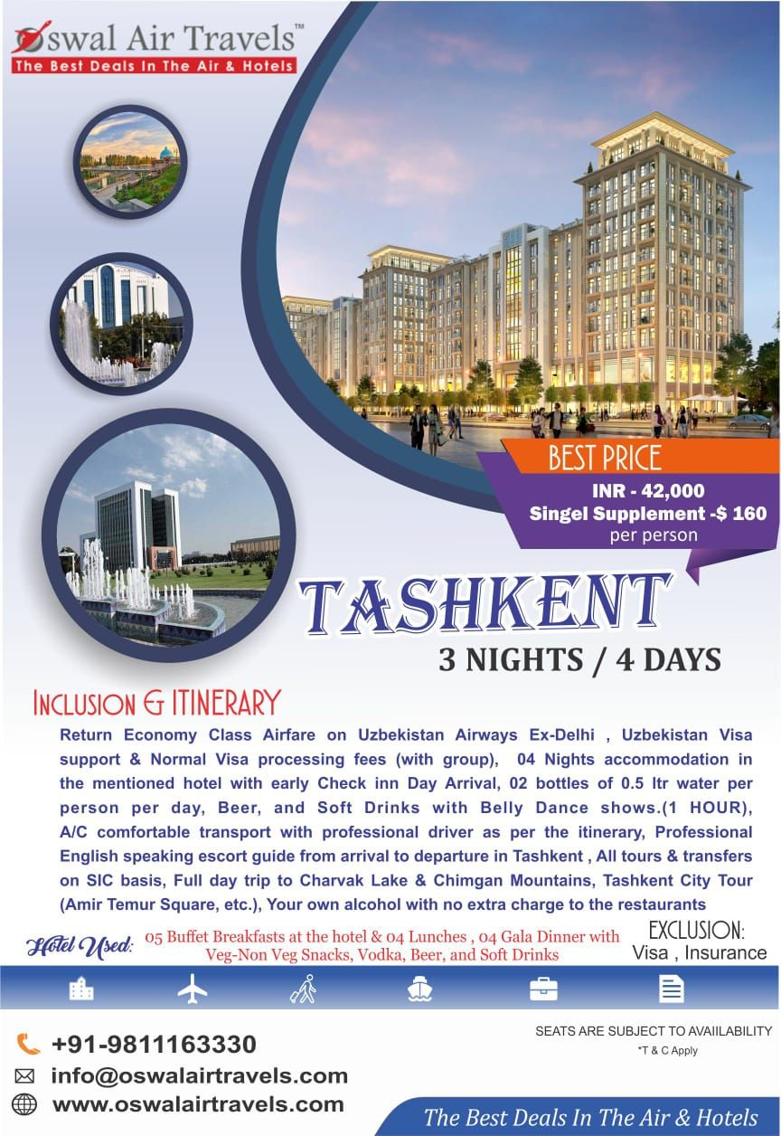 Pin by Oswal Air Travels on Tour & Travels Air ticket