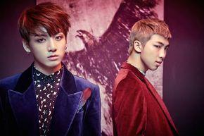 BTS Wings Concept Photos 1