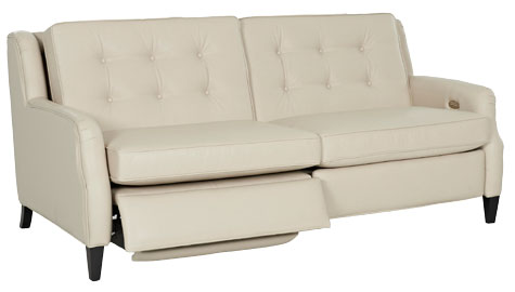 Saville Mid Century Modern Power Wall Hugger Reclining Loveseat Modern Reclining Loveseat Love Seat Modern Sofa Living Room
