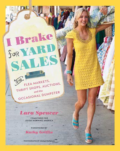 I Heart Hgtv Blog Lara Spencer Yard Sale Flea Market Flip