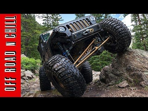 Jeep Wrangler Jk Rock Crawler Off Road Extreme 4x4 Jeep Off Road