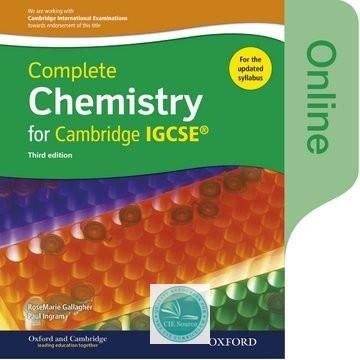 Edexcel Igcse Chemistry Student Book By Jim Clark