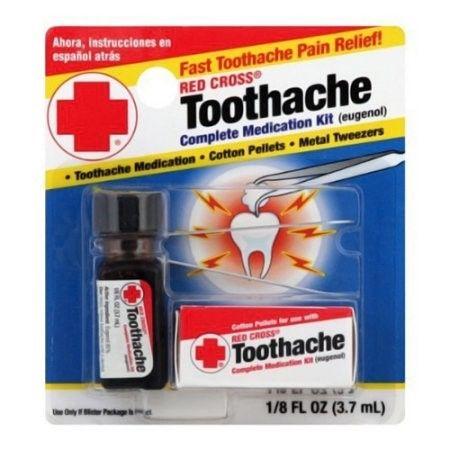 Toothache walmart