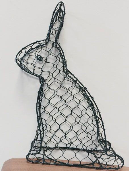 Buy Quick and easy topiary frame rabbit: Delivery by Waitrose Garden ...