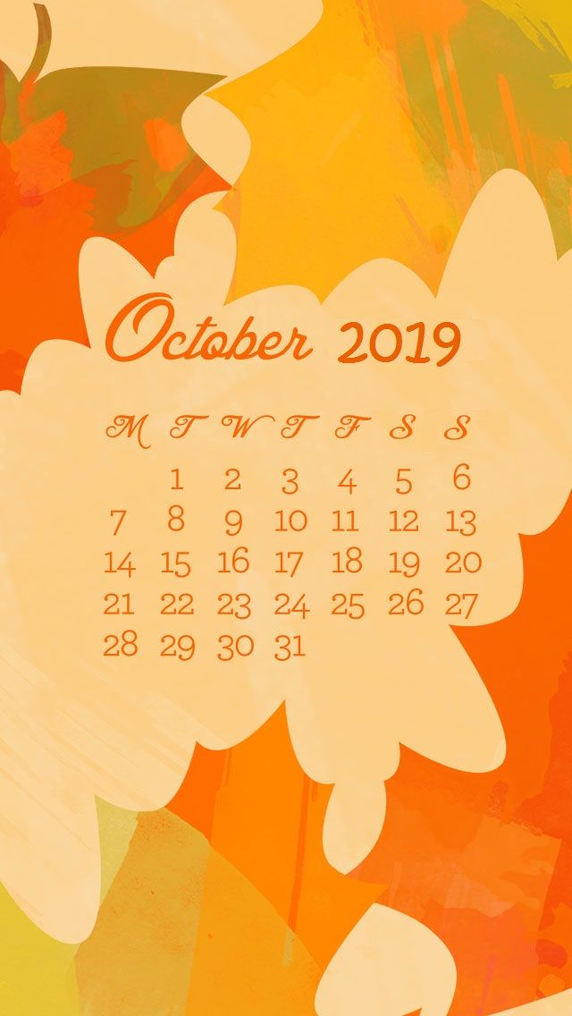 Latest October 2019 iPhone Wallpaper #octoberwallpaperiphone