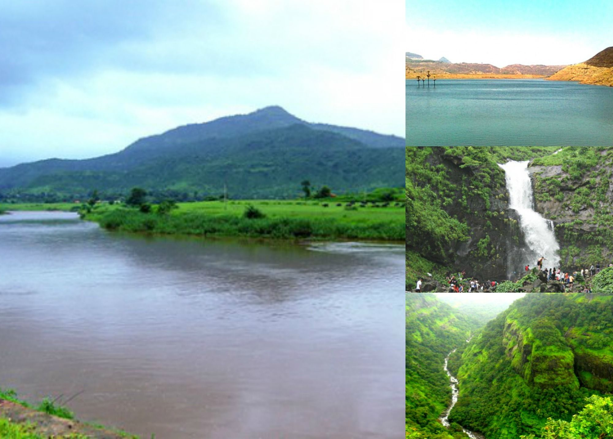 A natural places to visit in Karjat. Places to visit