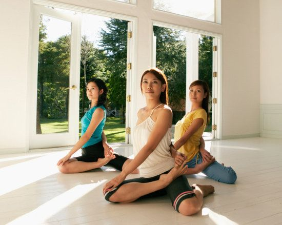 Websites That Offer Free Yoga Classes.