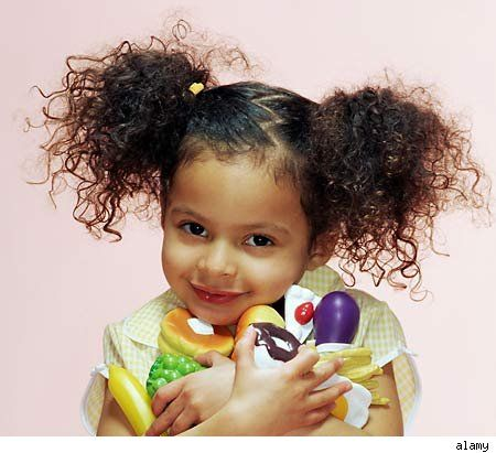 Fantastic 1000 Images About Baby Girl Hairstyles On Pinterest Curly Hair Short Hairstyles For Black Women Fulllsitofus