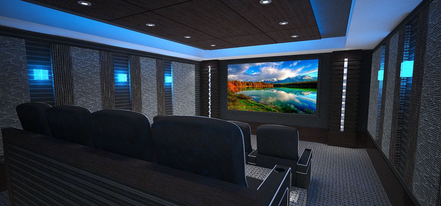 Home theater | Home Movie Theater | Pinterest | Theatre design