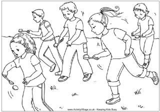 Summer Colouring Pages Summer Coloring Pages Sports Day Colouring Coloring Pages