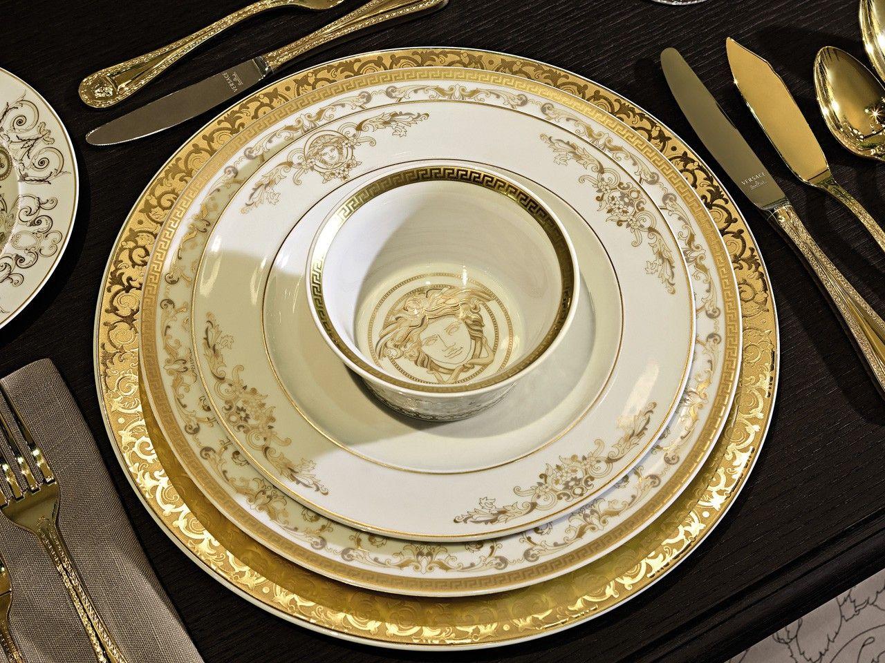 Versace   Rosenthal Shop   service plate餐盘   Pinterest   Versace ...