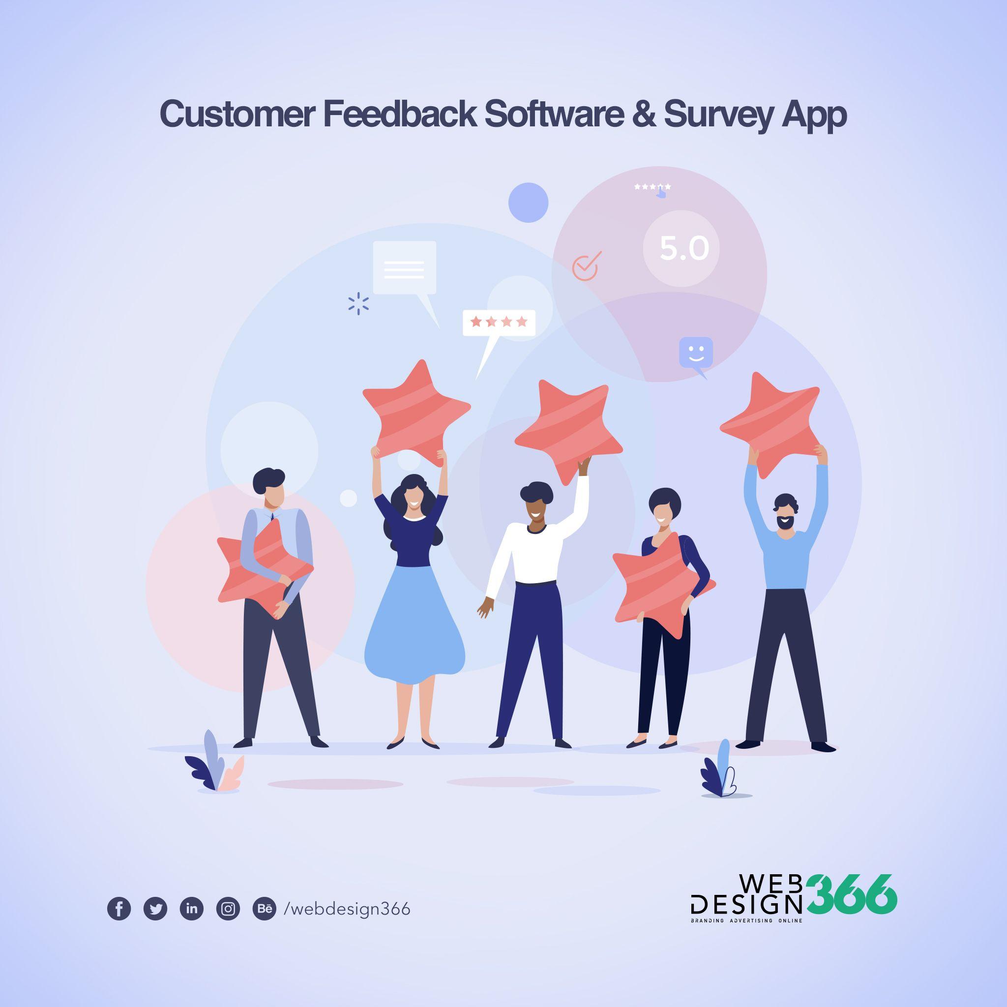 Customer Feedback Software Survey App Survey Design Customer Feedback Online Surveys