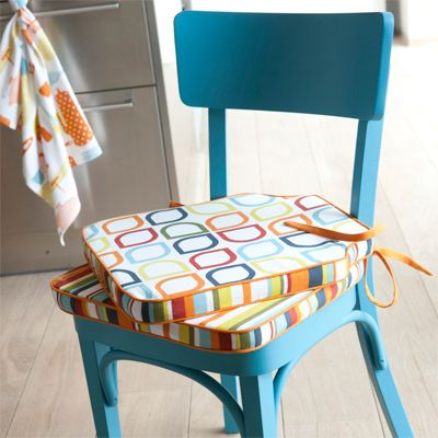Cojines para sillas | Costura | Pinterest | Sillas, Máquinas de ...