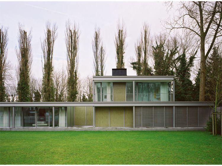 Villa DF. te K. / Stéphane Beel Architects