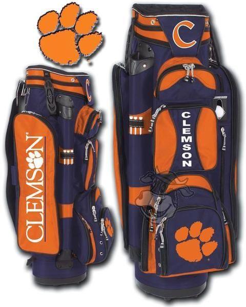 Clemson Golf Bag Tigers Bags University