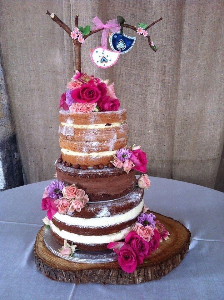 Máiréad Michael S Wedding Cake Chai Ed Carrot Filled With Lemony Cream Vanilla Sponge
