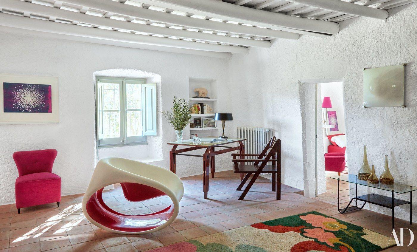 Go Inside the Design Dealers Dream Home Interiors Pinterest