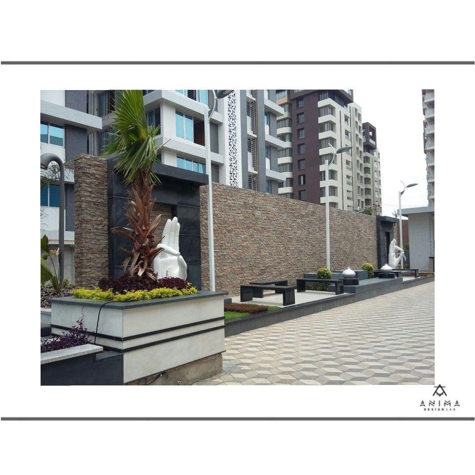 Exteriorhouse Wall Design