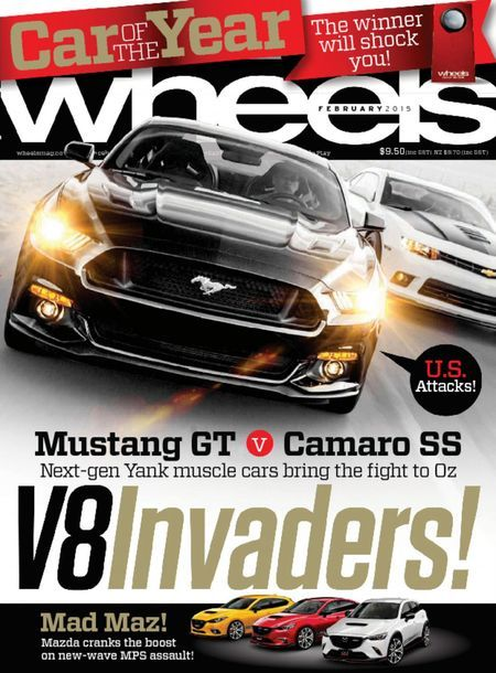 Wheels Magazine Subscription, 6 Digital Issues | Zinio - The World's
