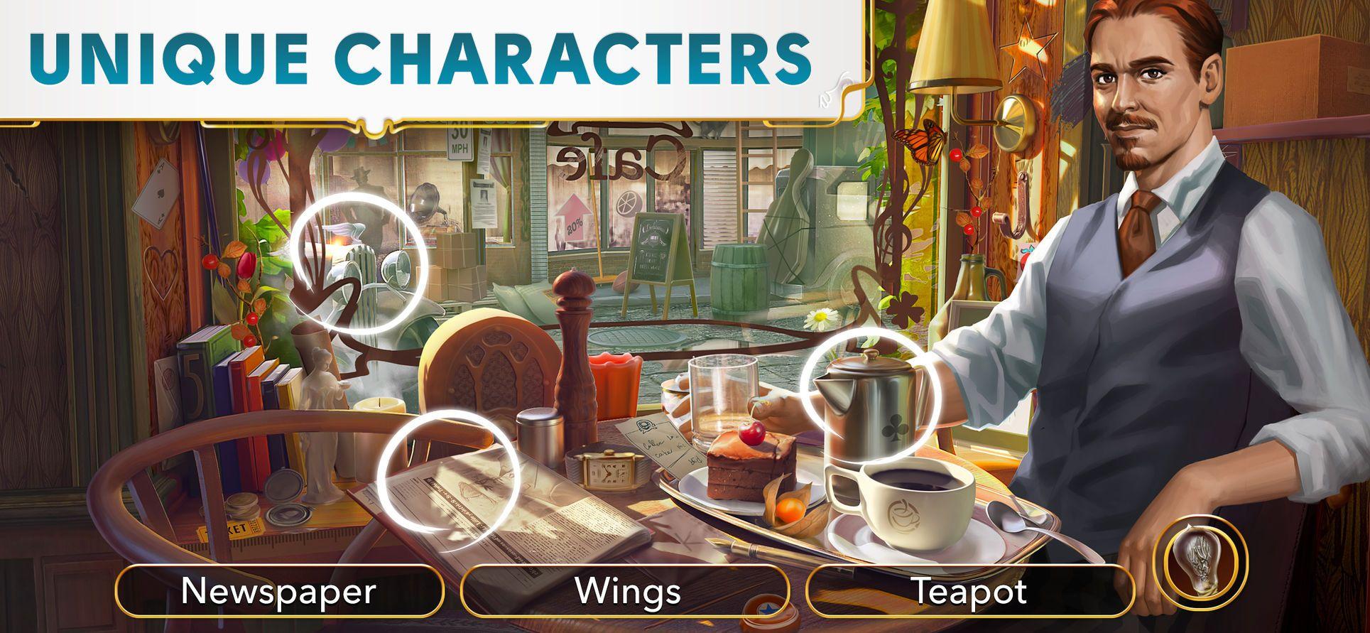 June's Journey Hidden Objects AdventureGamesiosPuzzle