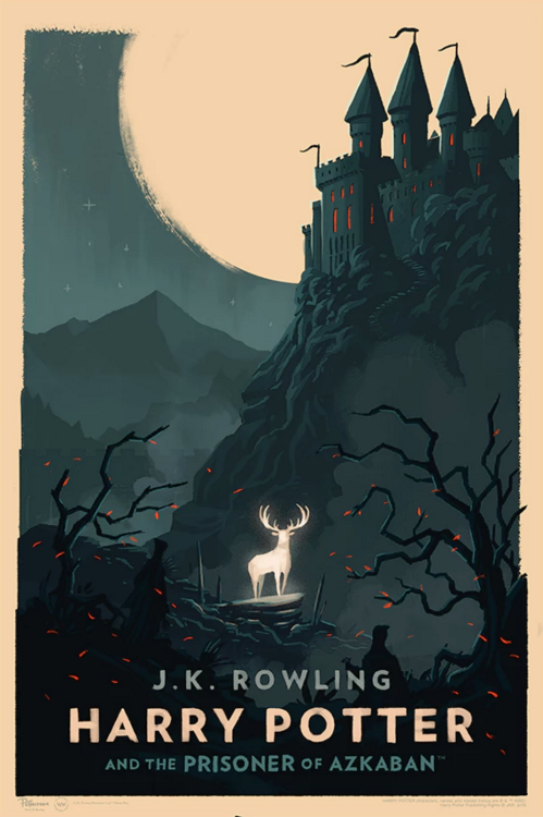 A R C H I V E Supersonicart Olly Moss S Harry Potter Olly Harry Potter Poster Harry Potter Book Covers Harry Potter Art