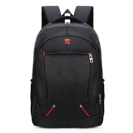17 inch Swiss Men Travel Bag Men/'s Waterproof Male Backpack Gear Men Laptop Bag